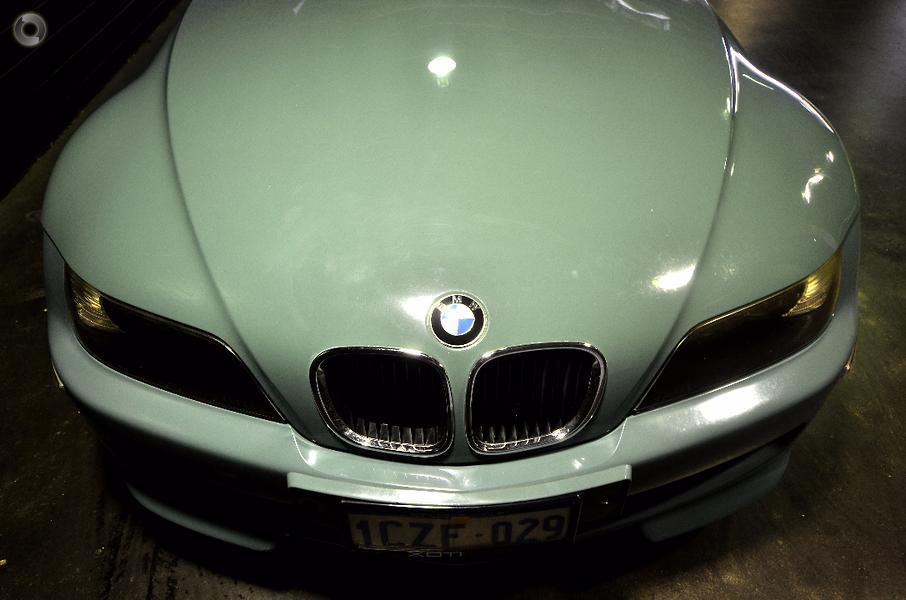 1999 BMW M E36-7 Manual