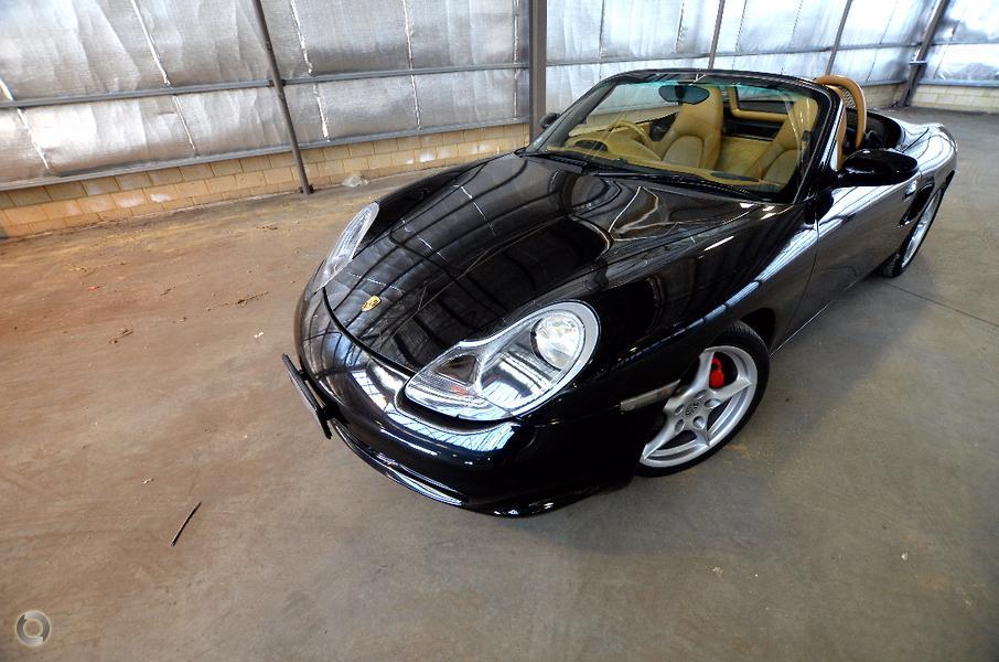 2004 Porsche Boxster S 986 Manual MY04