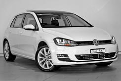 2015 Volkswagen Golf 103TSI Highline 7 Auto MY15 Automatic
