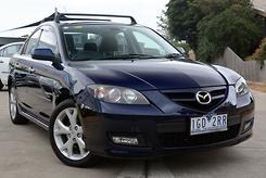 2008 Mazda 3 SP23 Manual MY08 Manual