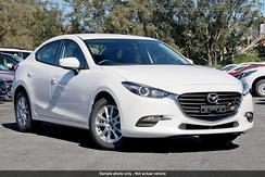 2016 Mazda 3 Neo BN Series Auto Automatic
