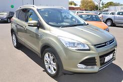 2013 Ford Kuga Trend TF Auto AWD Automatic