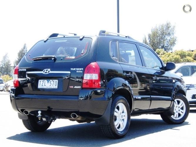 2006 hyundai tucson elite auto 4x4 bayford group. Black Bedroom Furniture Sets. Home Design Ideas