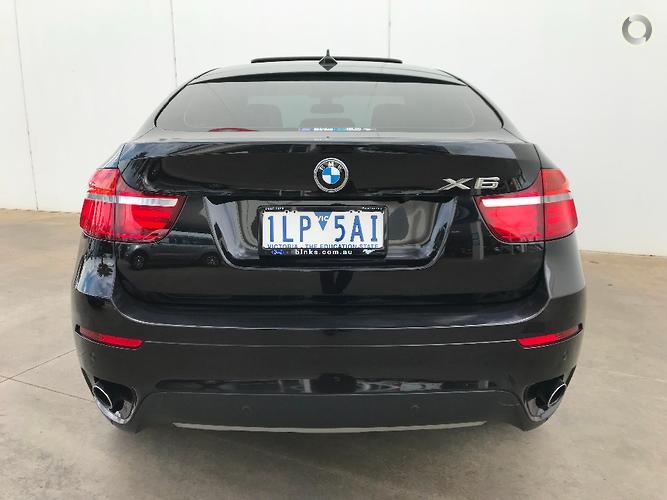 2014 BMW X6 xDrive30d E71 LCI Auto 4x4 MY14