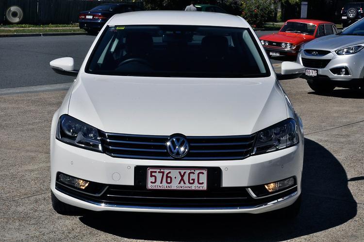 2014 Volkswagen Passat 130TDI Highline Type 3C Auto MY15