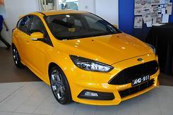 2016 Ford Focus ST LZ Manual Manual