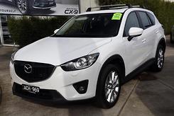 2014 Mazda CX-5 Grand Touring Auto AWD MY14 Automatic