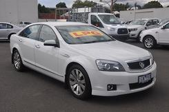 2013 Holden Caprice WN Auto MY14 Automatic