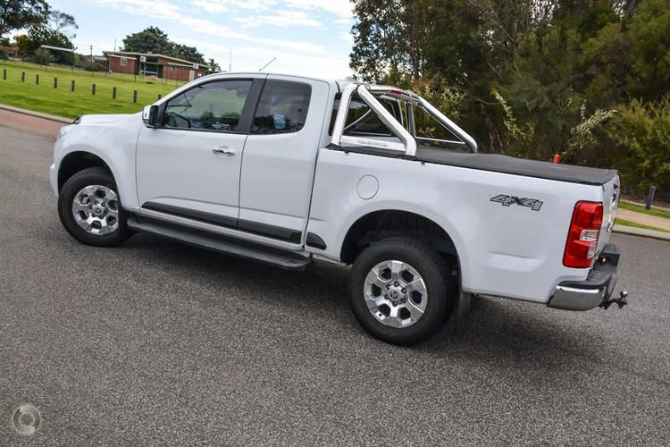 2015 Holden Colorado LTZ RG Auto 4x4 MY15