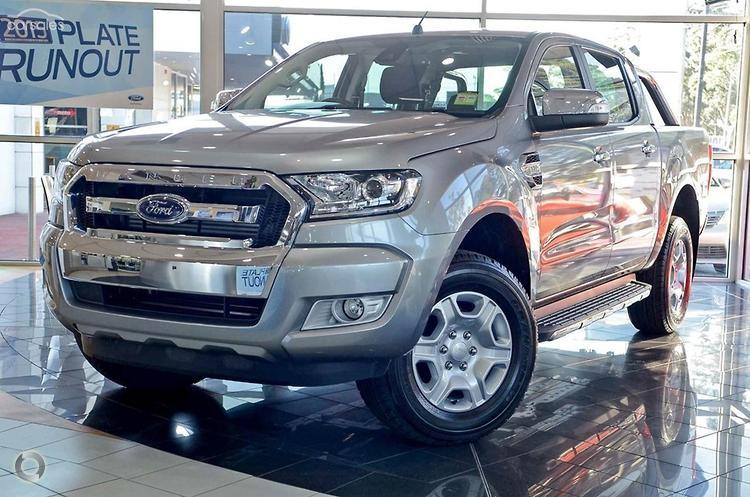 2017 Ford Ranger XLT PX MkII Auto 4x4 Double Cab Automatic & 170 Cars for sale in Townsville QLD - Carmichael Ford markmcfarlin.com