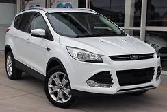 2015 Ford Kuga Trend TF MkII Auto AWD MY15 Automatic