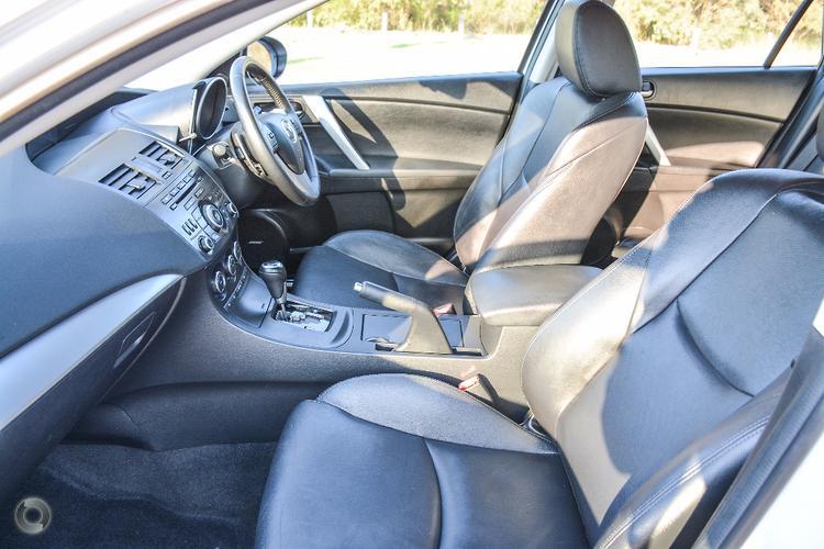 2013 Mazda 3 SP25 BL Series 2 Auto MY13