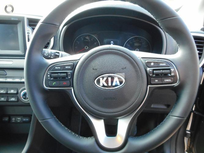 2016 Kia Sportage Si Auto 2WD MY16