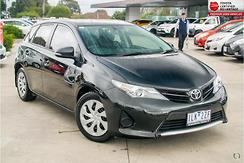 2014 Toyota Corolla Ascent Auto Automatic