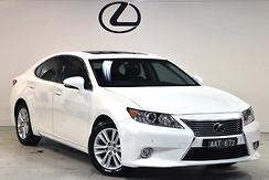 2013 Lexus ES350 Luxury Auto Automatic