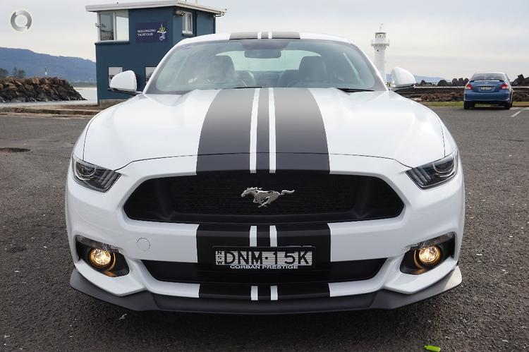 2017 Ford Mustang GT FM Auto