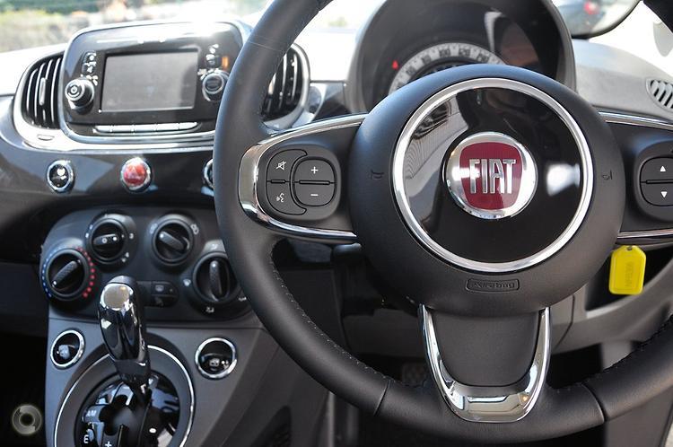 2016 Fiat 500 Pop Auto
