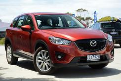 2012 Mazda CX-5 Grand Touring Auto AWD Automatic