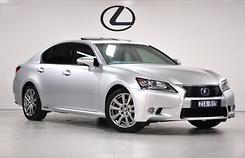 2012 Lexus GS450h Luxury Auto Automatic