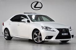 2013 Lexus IS350 Sports Luxury Auto Automatic