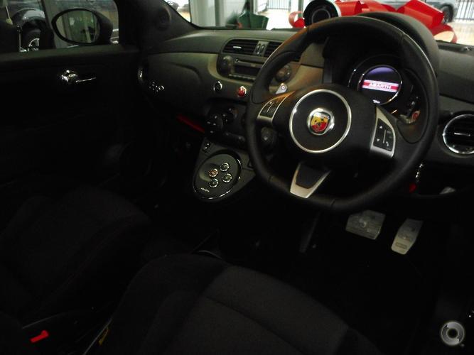 2016 Abarth 595 Competizione Auto