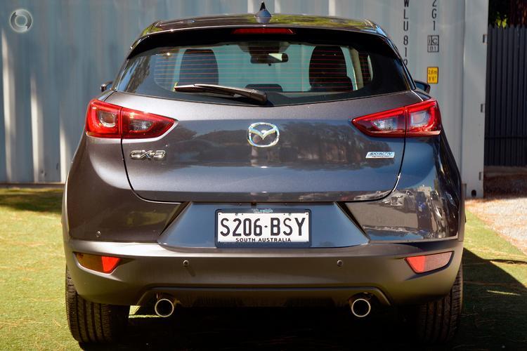 2017 Mazda CX-3 sTouring DK Auto