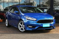 2016 Ford Focus Titanium LZ Auto Automatic