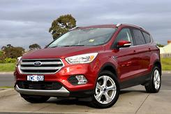 2016 Ford Escape Trend ZG Auto 2WD Automatic