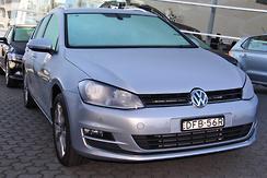 2015 Volkswagen Golf 110TSI Highline 7 Auto MY16 Automatic
