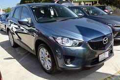 2014 Mazda CX-5 Grand Touring Auto AWD Automatic