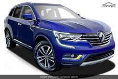 2017 Renault Koleos Intens Auto 4WD Automatic