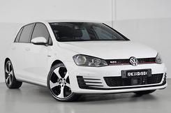 2014 Volkswagen Golf GTI 7 Auto MY14 Automatic