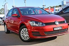 2015 Volkswagen Golf 90TSI 7 Auto MY15 Automatic