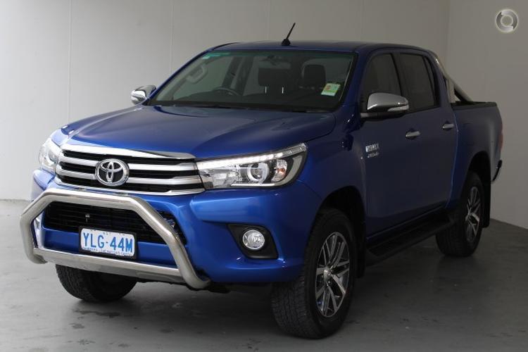 2015 Toyota Hilux SR5 Auto 4x4 Double Cab