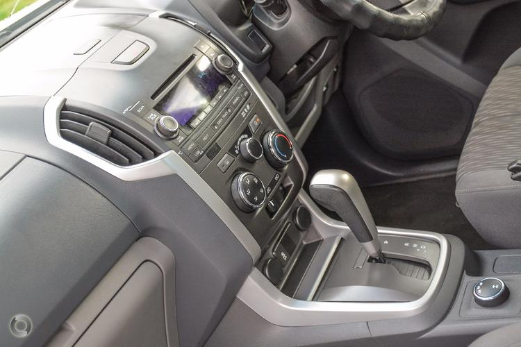 2012 Holden Colorado LT RG Auto 4x4 MY13