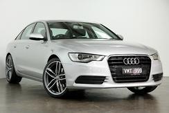 2012 Audi A6 Auto Automatic