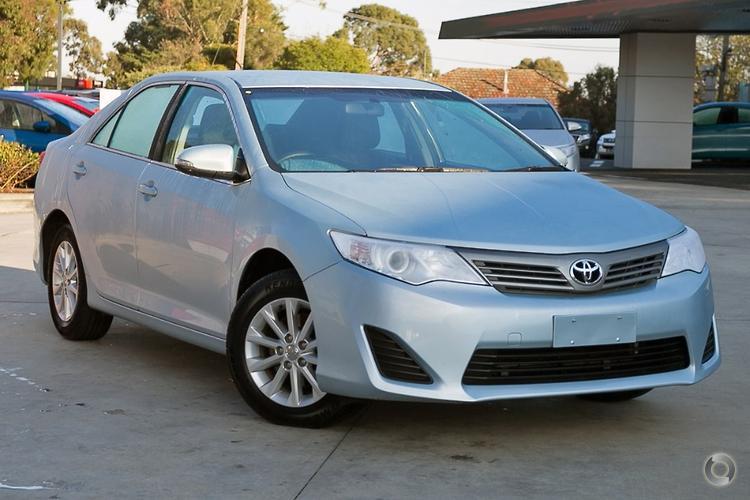 Hinterland Toyota Used Cars