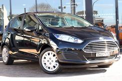 2016 Ford Fiesta Ambiente WZ Auto Automatic