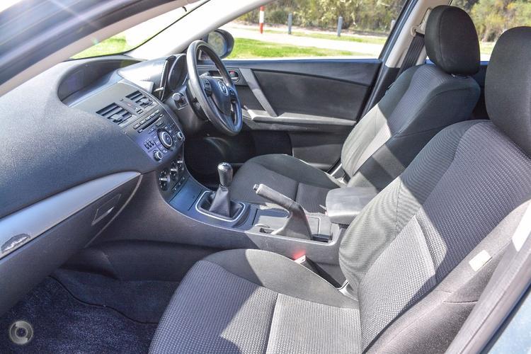 2011 Mazda 3 Neo BL Series 2 Manual