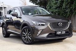 2015 Mazda CX-3 Akari Auto AWD Automatic