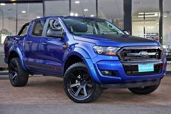 2015 Ford Ranger XLS PX Manual 4x4 Double Cab Manual