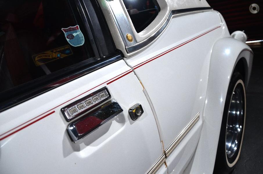 1988 Mercury Cougar LS Auto