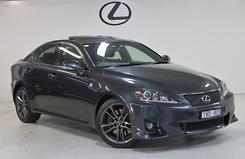 2011 Lexus IS350 F Sport Auto Automatic
