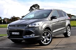 2016 Ford Kuga Titanium TF MkII Auto AWD MY16.5 Automatic