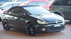 2012 Volkswagen Golf 118TSI VI Auto MY12 Automatic