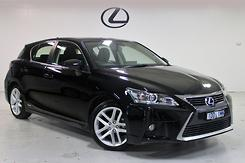 2015 Lexus CT200h Luxury Auto Automatic