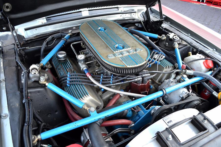 1967 Ford Mustang 2+2 Manual