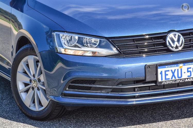 2015 Volkswagen Jetta 118TSI Trendline 1B Auto MY15
