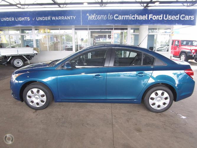 2012 Holden Cruze CD JH Series II Auto MY12 Automatic & 60 Used Cars for sale in Townsville QLD - Carmichael Ford markmcfarlin.com