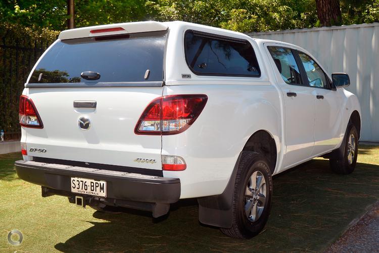 2016 Mazda BT-50 XT UR Auto 4x4 Dual Cab